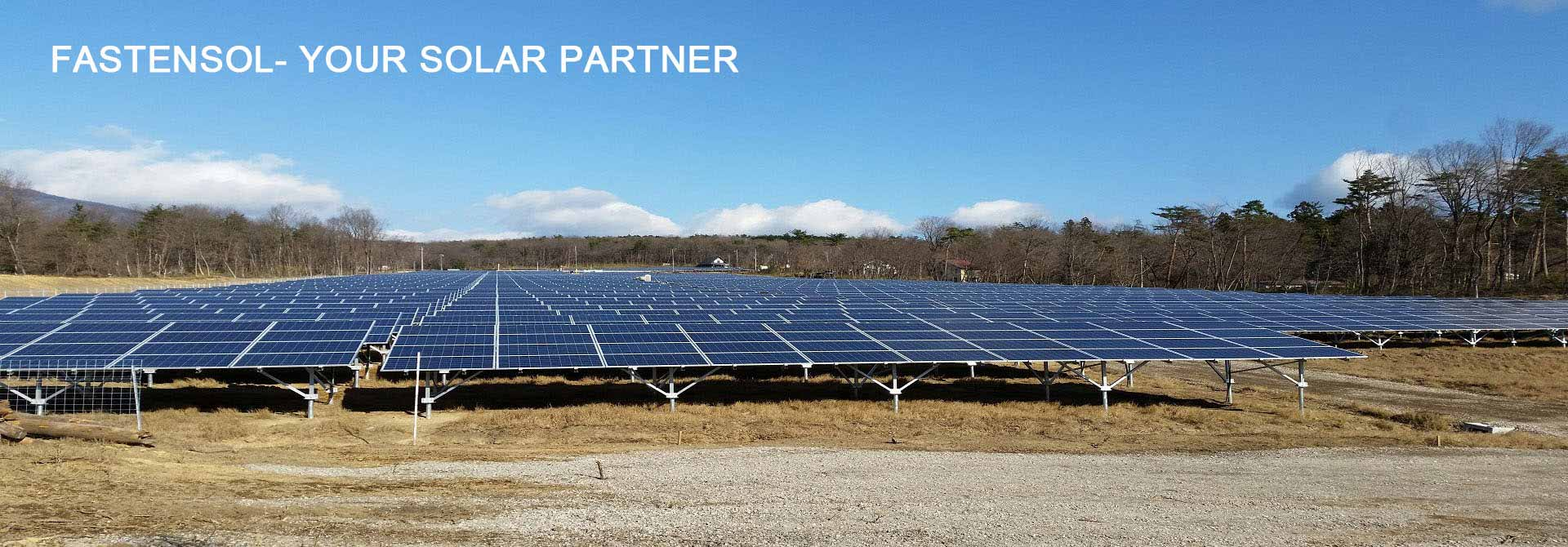Solar mounting system manufacturer- Fastensolar